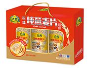 大地原味即食纯燕麦片1.05kg