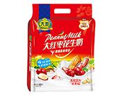 大地大红枣花生奶628g