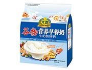 大地牛奶铁锌钙谷物营养早餐奶640g
