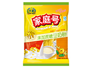 大地家庭号未加蔗糖豆奶粉500g