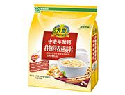 大地中老年加钙谷物营养燕麦片640g