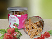 草莓味山楂宝罐装