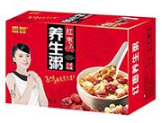极智红枣养生粥箱装
