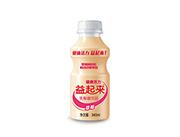健康活力益起来乳酸菌饮品草莓味340ml