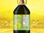 原香菜籽油5L高原俏儿