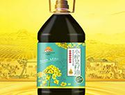 小榨菜籽油5L高原俏儿