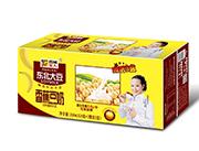 蓉城家人香蕉豆奶250mlx24盒