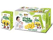 蓉城家人柠檬柚子茶风味饮料250mlx24盒