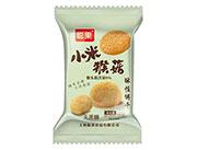 聪果小米猴菇酥性饼干