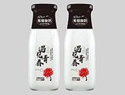 希�D酸奶�l酵型1000ml原味