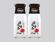 希�D酸奶�l酵型300ml原味味