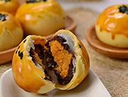 麦香皇蛋黄酥