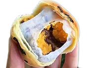 麦香皇蛋黄酥实物