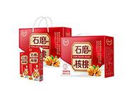 石磨核桃乳味�品250mlX12盒