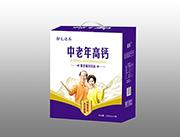 初元舒养中老年高钙复合蛋白饮品250mlX12盒