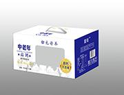 初元舒养中老年高钙复合蛋白250mlX12盒