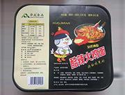 华众食品酷辣火鸡面134g