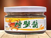 姑香螃蟹酱110g
