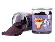 小牛发现紫薯脆休闲食品100g