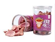 小牛发现洋葱脆休闲食品40g