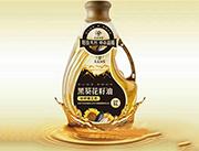 长白油翁黑葵花籽油5LX4瓶