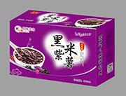豆本豆黑米紫薯八��粥310ml
