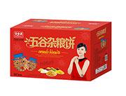 富香源五谷杂粮饼散装称重