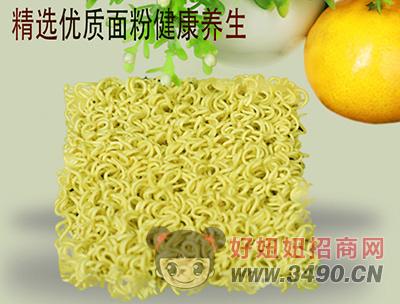 大富龙菠菜面精选优质面粉健康养生