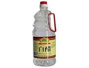 口珍白醋酿造食醋调味醋1.9L