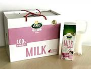 爱氏晨曦脱脂牛奶1LX6瓶