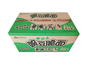 �A�食品豌豆脆面�c心面50包(箱)