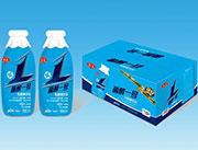 鹤园菌酵一号乳酸菌饮品+蓝莓汁箱装