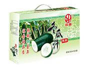 深普冬瓜汁饮料250mlx24盒