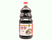 俊利王金字酱油1.25L