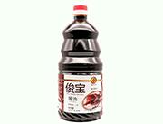 俊利王俊宝酱油1.25L