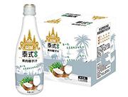 益城泰式生榨果肉椰子汁1.25Lx6瓶