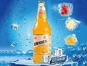 汉斯哈娃岛冰橙味碳酸饮料500ml