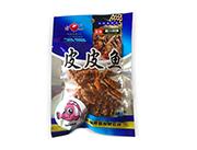 方一皮皮鱼风味鱼制品40g