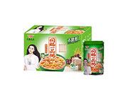 同福食品同福一品粥香米红豆粥280gx12罐