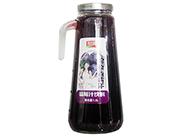 世鸿偏偏喜欢你蓝莓汁饮料1.5L