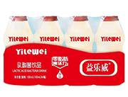 益乐威乳酸菌饮品100ml×4瓶