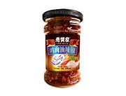 可可酿造鸡肉油辣椒