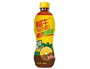 越牛港式柠檬茶500ml