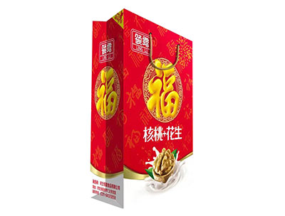 领露核桃+花生蛋白饮品20罐礼盒装