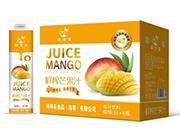 林海湾鲜榨芒果汁饮料1L×6瓶