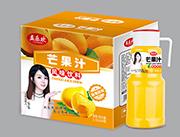 益乐欢芒果汁1.5Lx6瓶