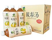 燕禾泉酸梨汤1L×6瓶