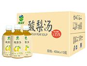 燕禾泉酸梨汤果汁饮料450ml×15瓶