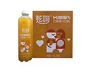 炫吻KISS芒果果汁饮料1.18LX6瓶