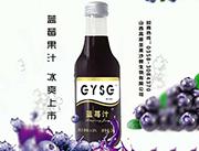 高原圣果�{莓汁240ml